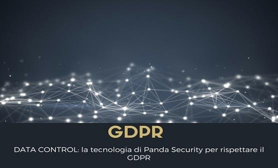 Data Control di Panda Security