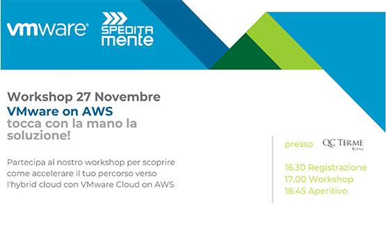 Workshop VMware on AWS
